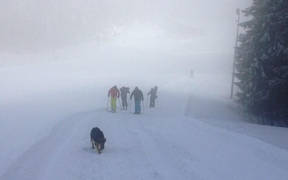 Bjelašnica - Pokret / Ko skije, ko splitboard, ko krplje, goni uzastranu © triton.ba