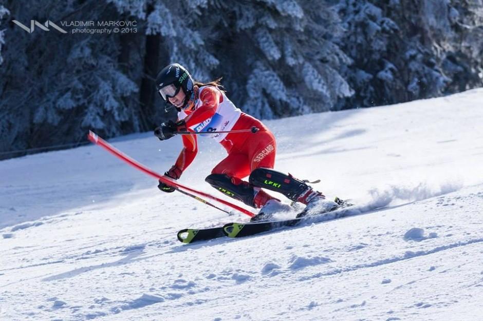 Ivana Bulatović / Montenegro – Olympic Team – Sochi 2014