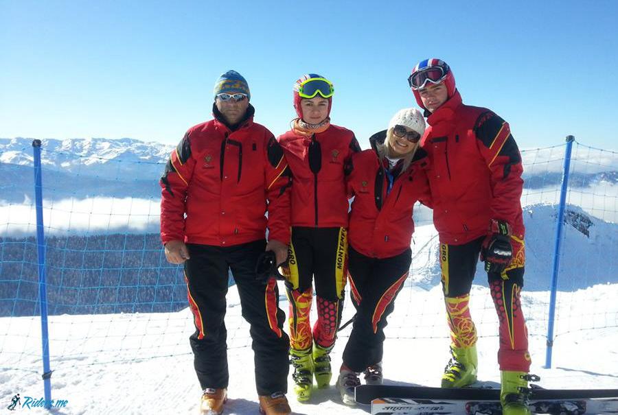 Olimpijski tim Crne Gore