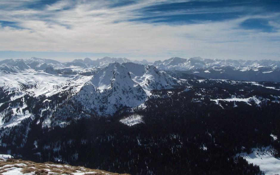 Hriški krš i krš Bogićevice sa Paśeg vrha