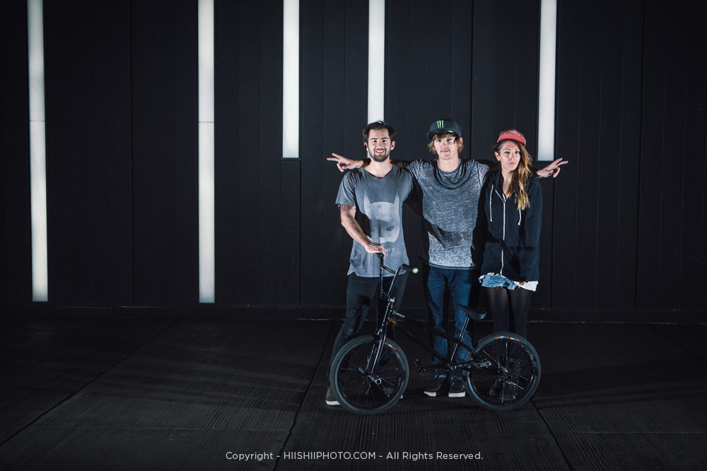 Adam Kun / Flatland BMX World Champion – Belgrade /HIISHII Photoshoot