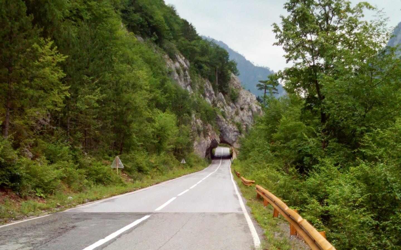 Magistralni put prema Žabljaku