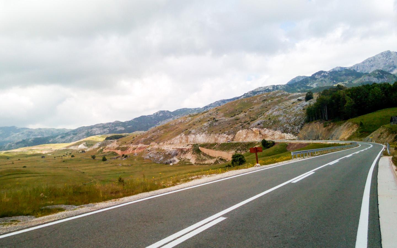 Novi magistralni put Žabljak - Šavnik