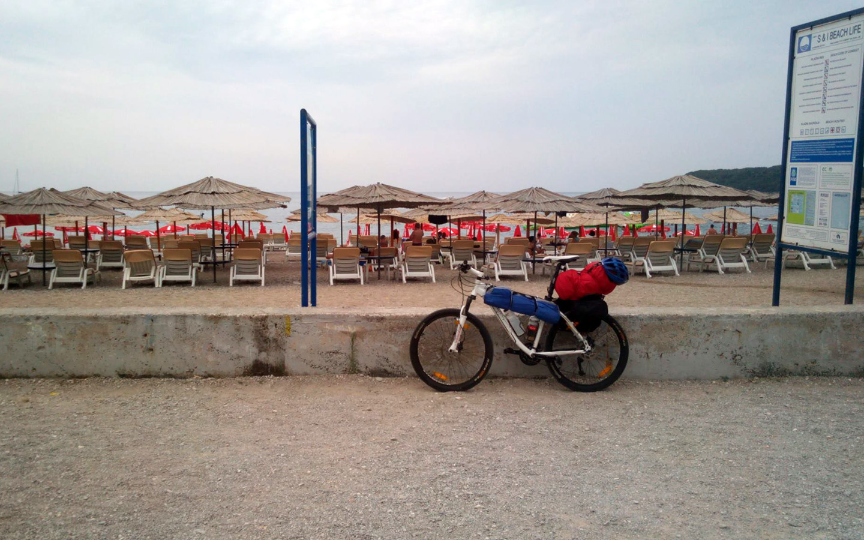 Plaža Jaz - Budva