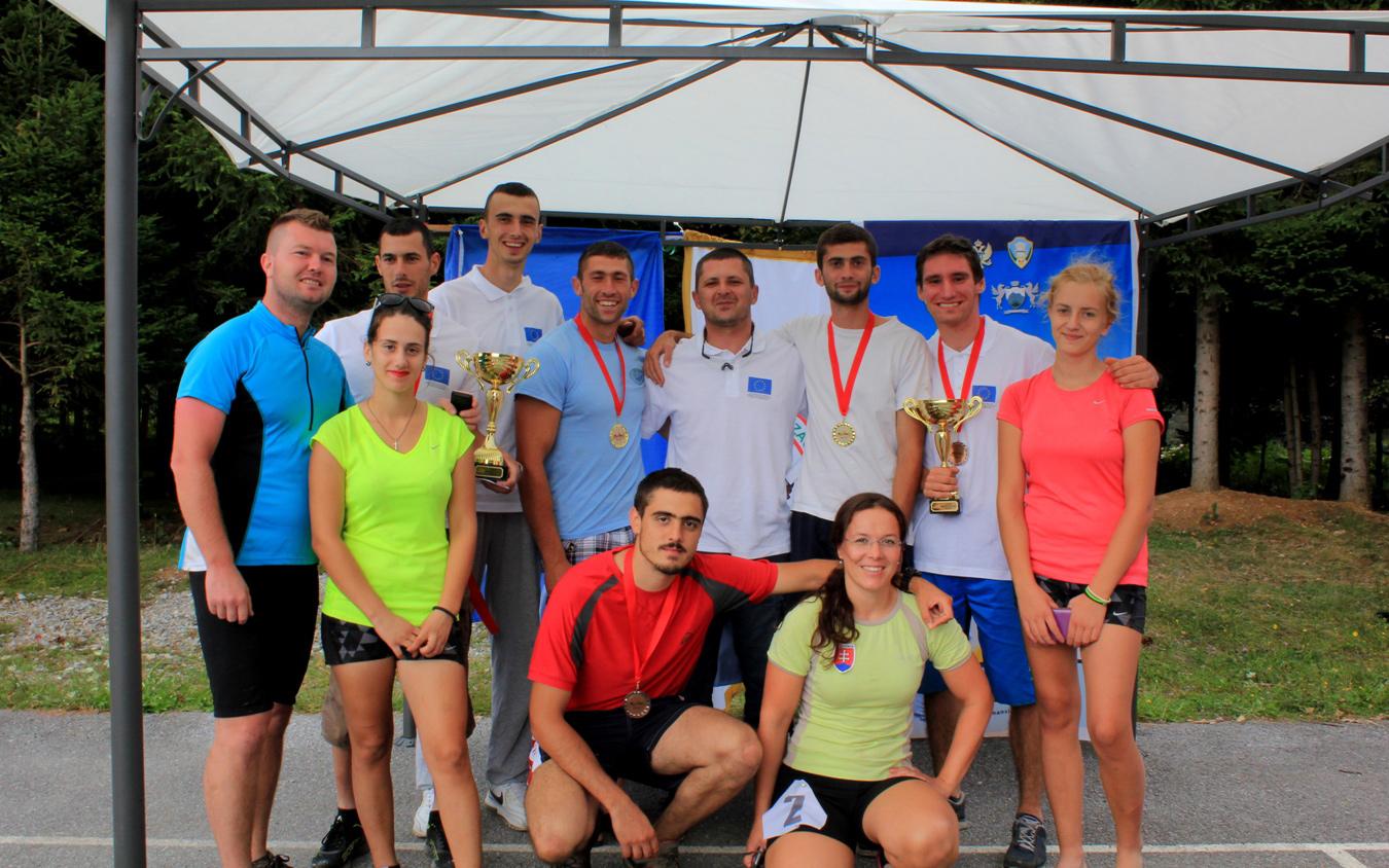 Pobjednici i organizatori