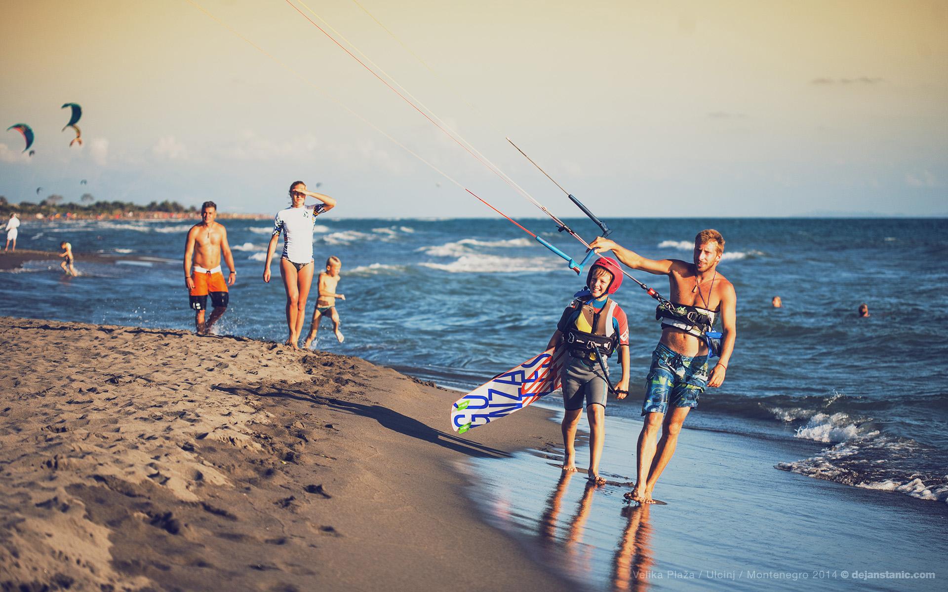 Velika plaža / Ulcinj / Montenegro 2014 © dejanstanic.com