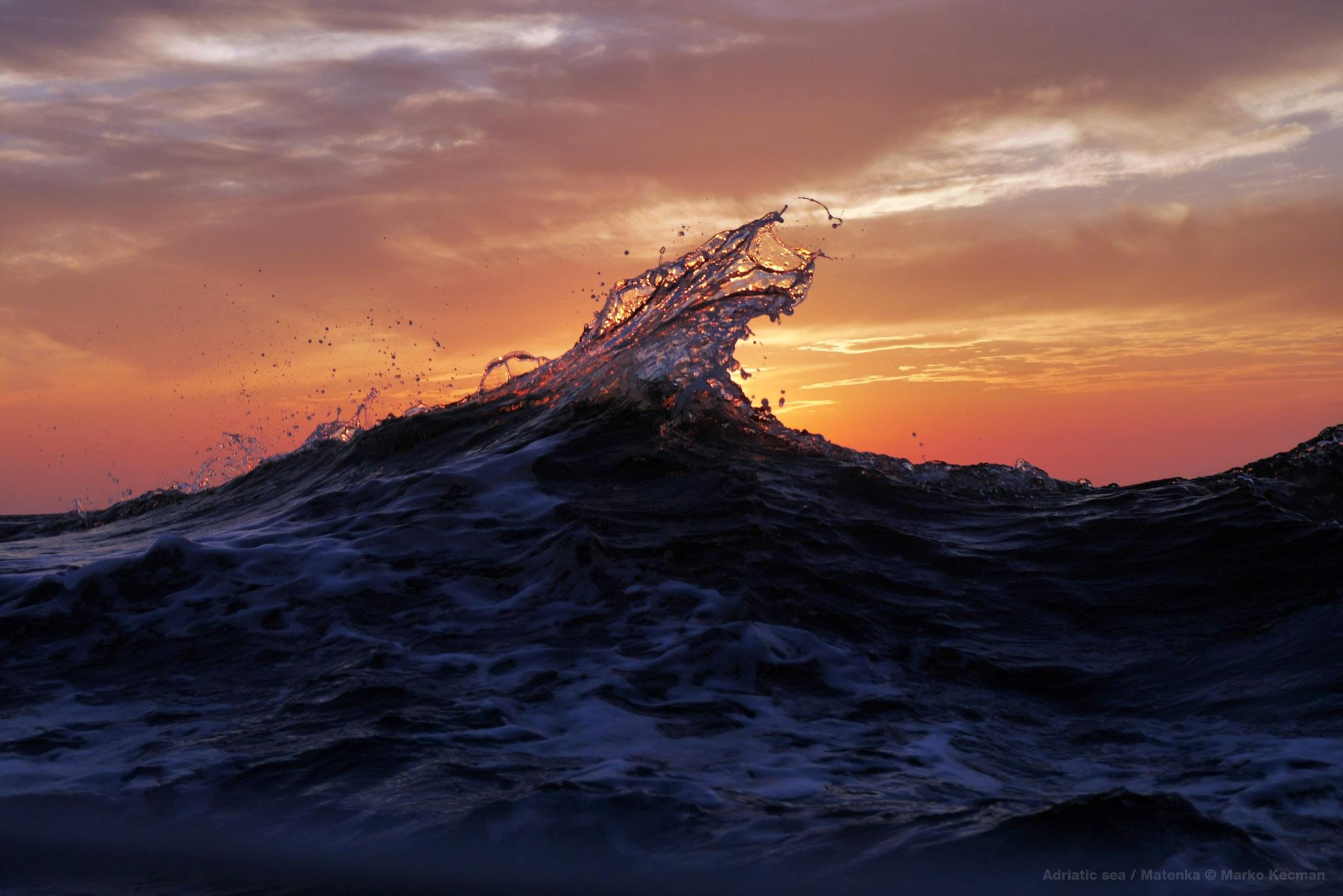 Adriatic Sea / Matenka © Marko Kecman
