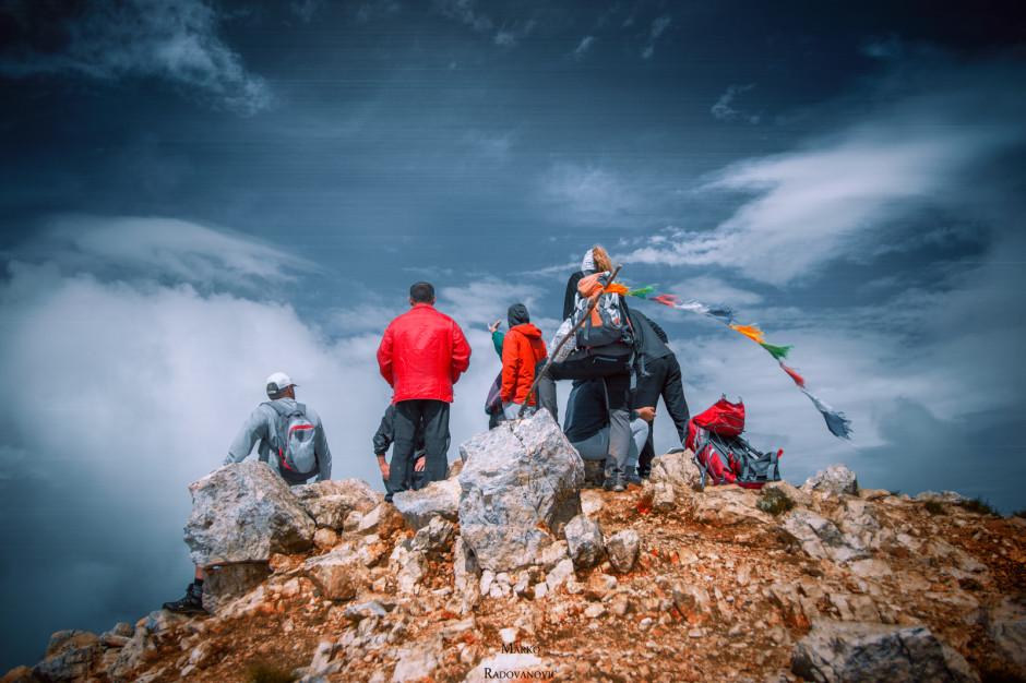 Vrh Durmitora - Bobotov kuk 2523 mnv