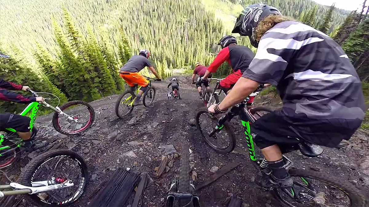 Insane-MTB-downhill-video