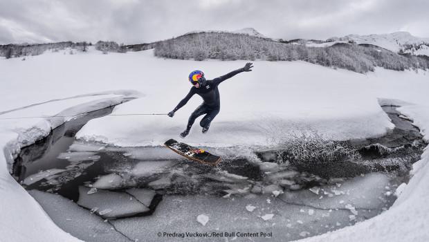 Winter-wakeskate-at-Bjelašnica
