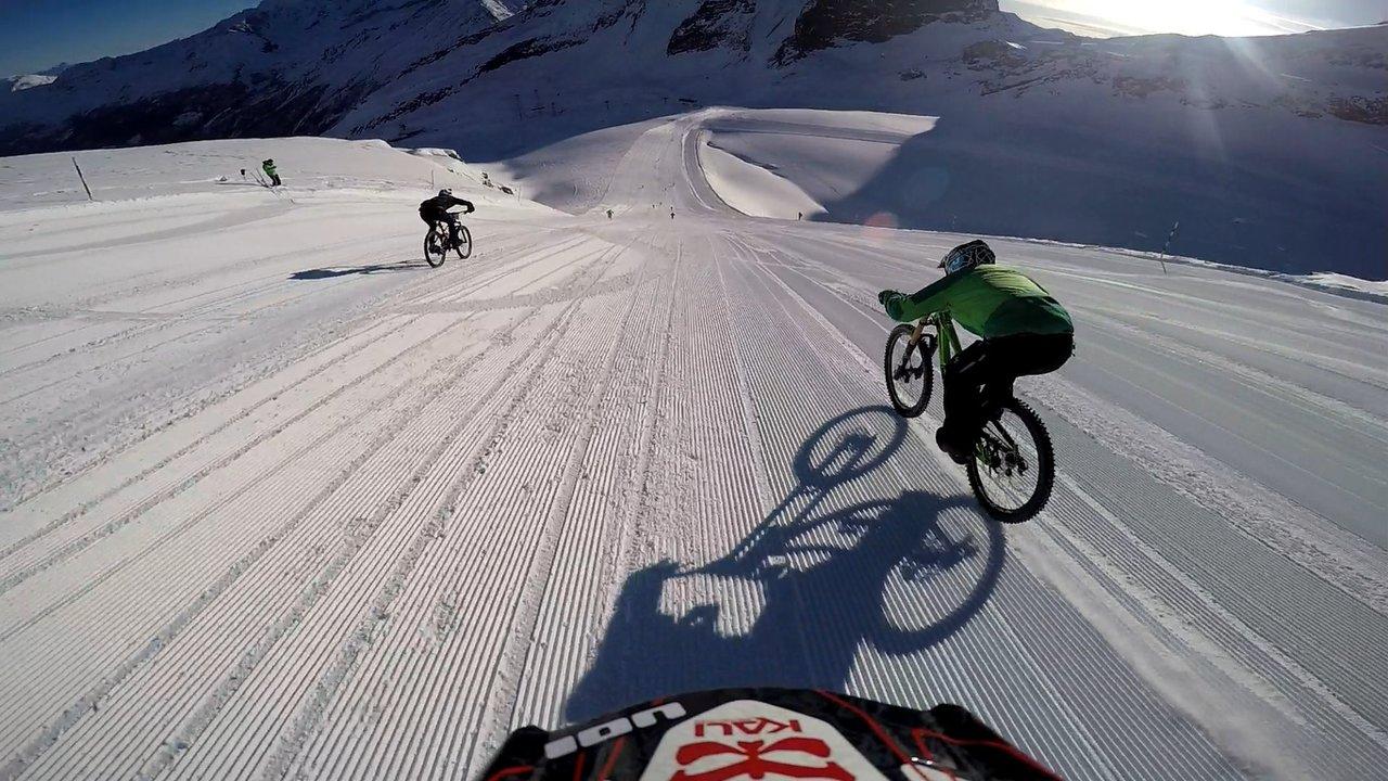 glacier bike dh2015