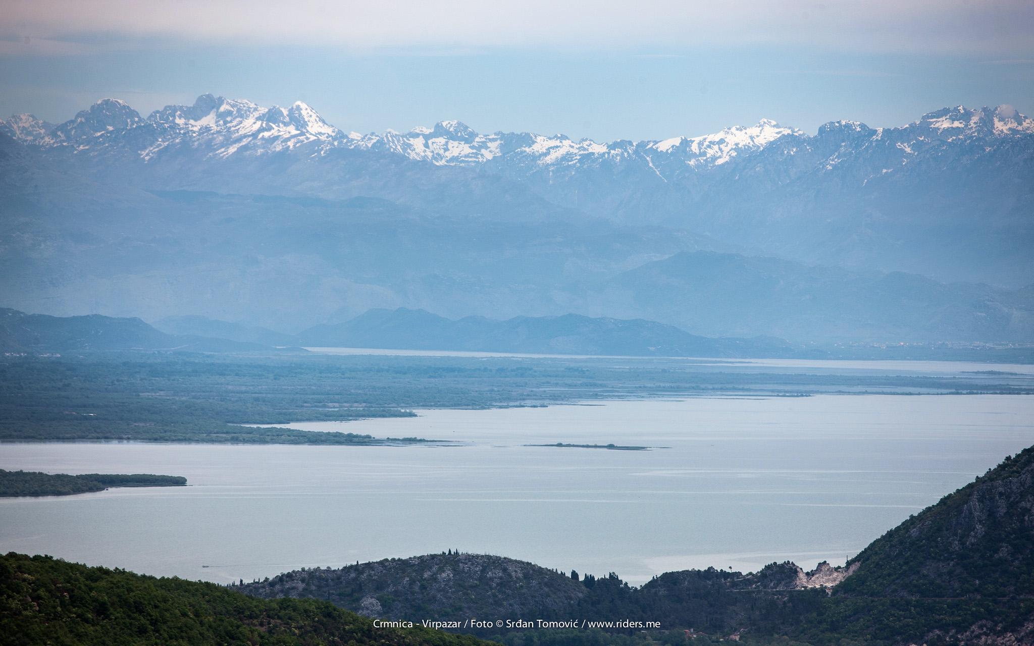 Skadarsko jezero i Prokletije