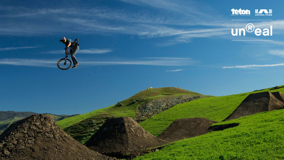 Brandon Semenuk - unReal - photo: Sterling Lorence
