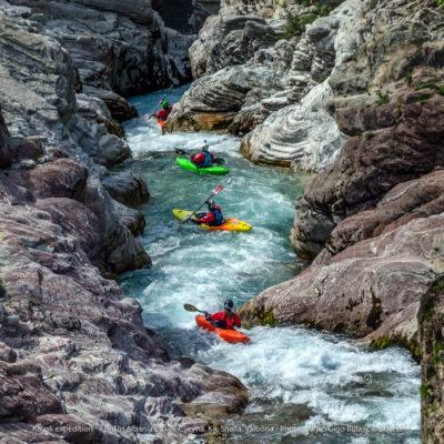 09. kanjon rijeke kir, tezina klasa 4-5