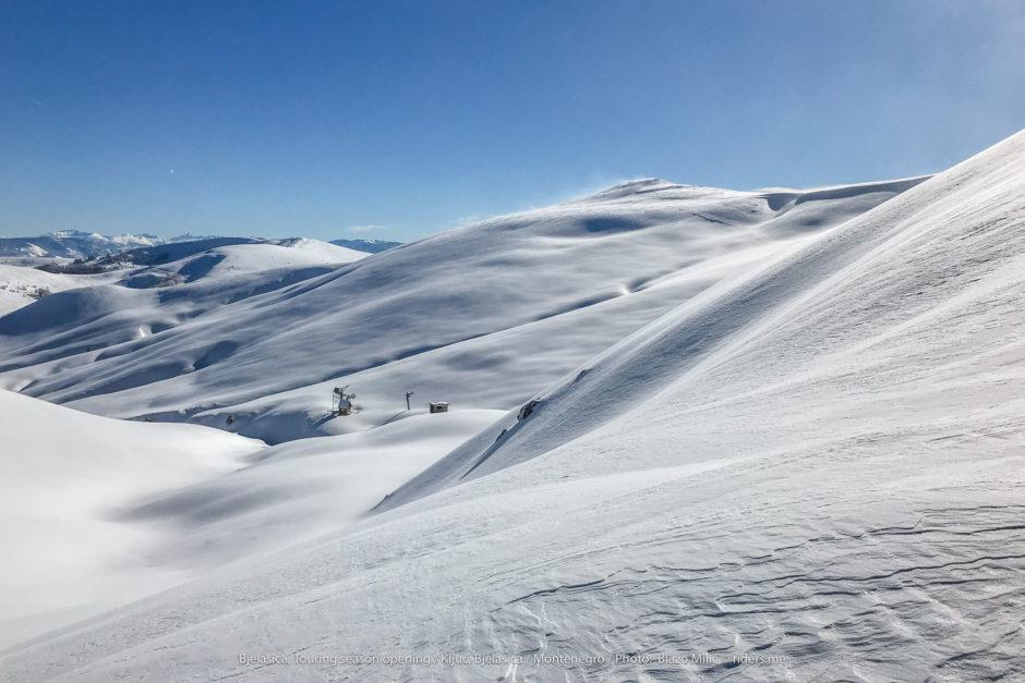 Ski lift Ključ