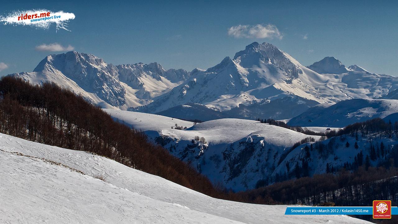 snowreport #3 / kolasin1450.me